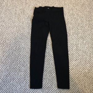 Jcrew full length knit leggings